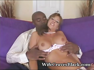 hot busty brunette hair t live without black cock