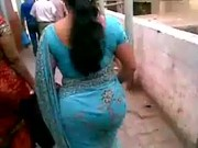 aged indian wazoo in blue saree.flv - youtube