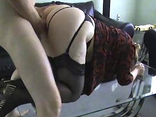 d like to fuck ho in stockings gets bent over and