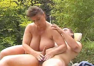 big beautiful woman milf acquires fisted