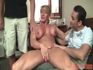 mature muscle worship part 9