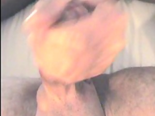 great cook jerking from my wife and a cumshot of