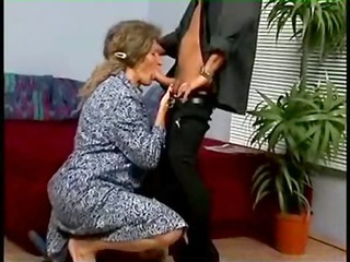 hairy granny fuck young boy