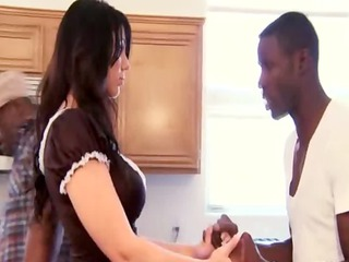 mature milf pounded with dark dick