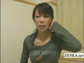 subtitled mature male japanese bodybuilder