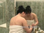 mamma and sons shower sex