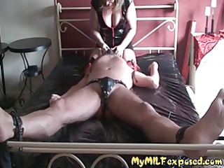 my milf exposed - mature slut in lingerie