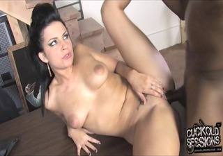 disgraced cuckold scene with tori lux