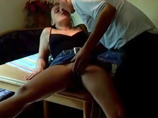 sexy mother id like to fuck gets drilled on