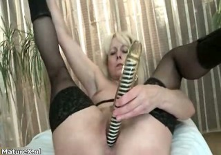 wicked mature whore goes crazy fingering part2