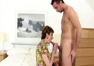 unshaved aged pussy screwed