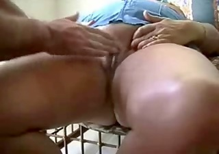 fingering my old whore till she had orgasm