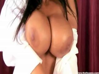 lisa ann - busty d like to fuck making it is hawt