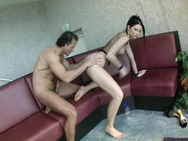 blonde gal butt-fucked
