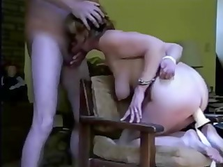 rough fuck #9 (mature blonde slut)