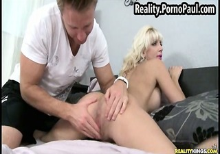 double jointed milf fucked