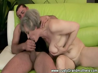 old mature granny getting roughly screwed