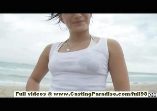 sasha captivating teen girlfriend with big gazoo