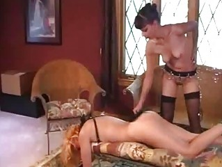 older lesbo slavery and drubbing