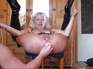 old milf actually hard bondage