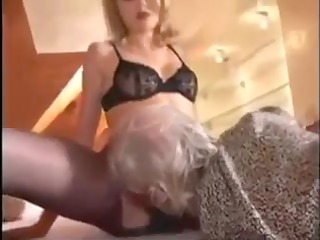 blond nicole and mature chap
