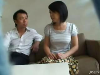 japanese wife has to pay debt with no money