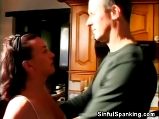 spanked mature sweetheart