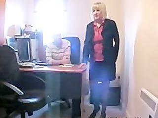 older british blonde sucks and fucks 8 younger