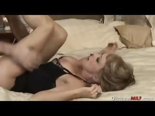 mature mother i with young dude in bedroom