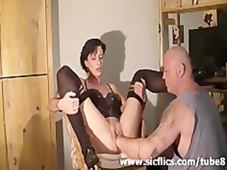 brutally unfathomable fist fucked amateur wife