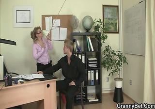 he bangs slutty office lady