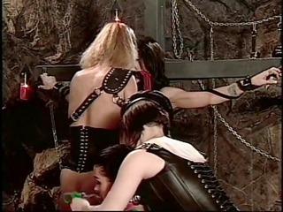 lesbian babes in sadomasochism orgy