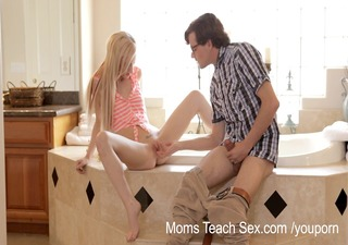 mammas teach sex - he lastly gets to fuck his