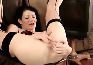 she is squirts into her own face hole
