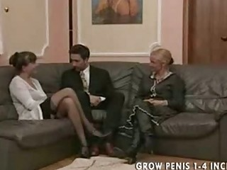 granny and d like to fuck in stockings fuck part3