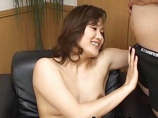 free hot mature asian hand job movies