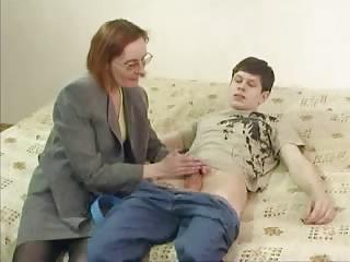 russian mother i 0 of 7 - licking schlong