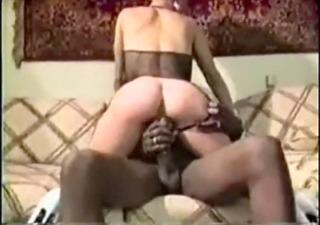 cuckold - wifes own darksome bull