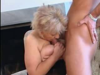 busty granny in stockings t live without pounder
