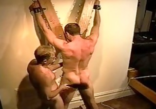 massive bodybuilders muscle wazoo gets an arse