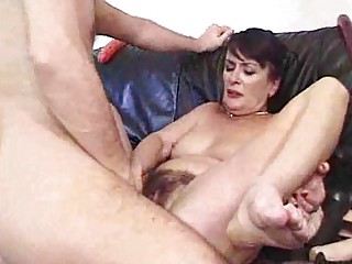 older and hairy creampie whores