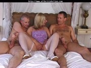 british milf josephine james in a mmf three-some