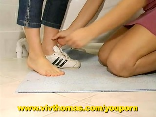 mother i seduces excellent young girl!