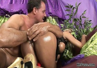 large bazookas blond babe gets her wet pussy