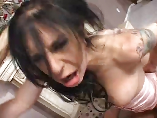 busty and sexy mom gets rough fucked