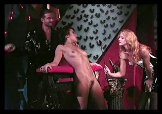 servitude chick teased and seduced