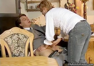 naughty housewife gets