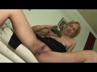 filthy granny mother i gets her slender body made