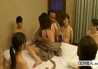 nudist bondage japan slaves turn on their old